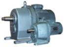 Мотор-редуктор цилиндрический соосный двухступенчатый, тип МЦ2С. МЦ2С-63. Внешний вид.
